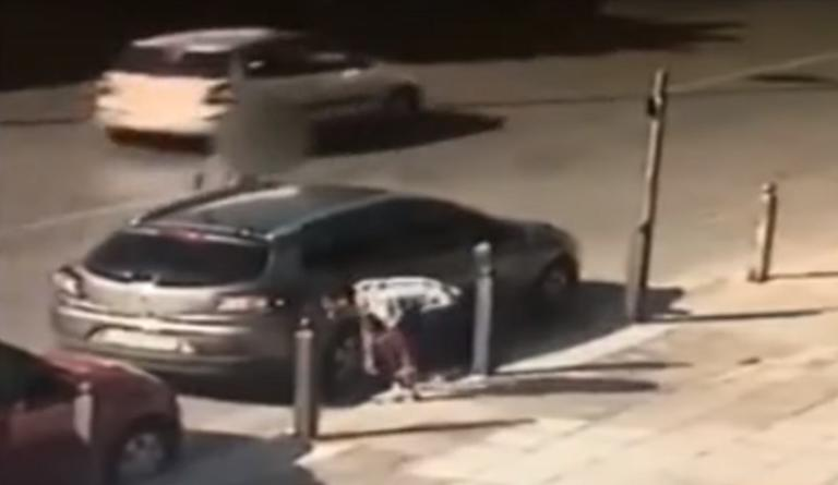 Κλέβουν αυτοκίνητα… δένοντας τα κορδόνια τους! Βίντεο – ντοκουμέντο δείχνει την κομπίνα