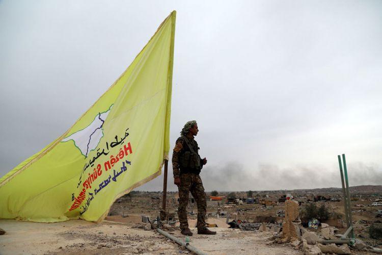 Συρία: Ο στρατός του Άσαντ μπήκε στο Κομπανί