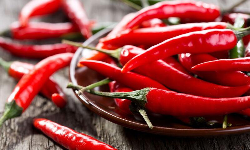 Καυτερές πιπεριές: Οι αντικαρκινικές τους ιδιότητες & 5 ακόμη οφέλη για την υγεία (pics)