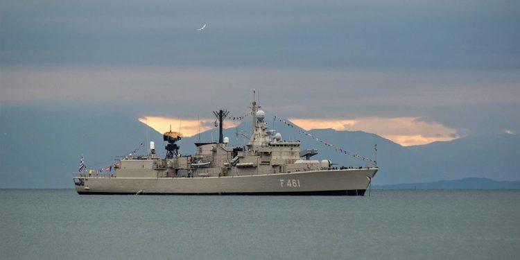 ΓΕΝ: Πολεμικά πλοία σε σε Θεσσαλονίκη και Πειραιά για τους εορτασμούς της 28ης Οκτωβρίου
