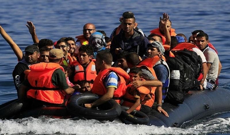 Είκοσι έξι αλλοδαποί διασώθηκαν σήμερα το πρωί ανοιχτά της Σάμου