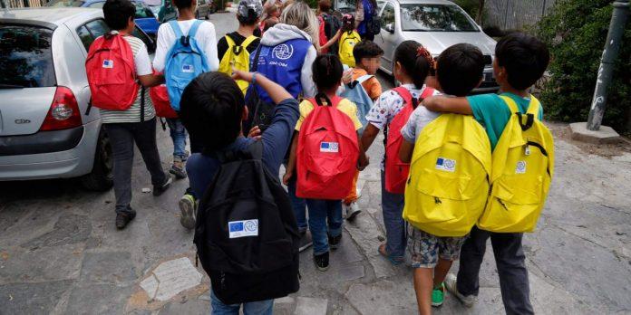 """Αυτά είναι τα """"7"""" σχολεία της Κρήτης που θα υποδεχθούν προσφυγόπουλα! Το ένα στα Χανιά"""