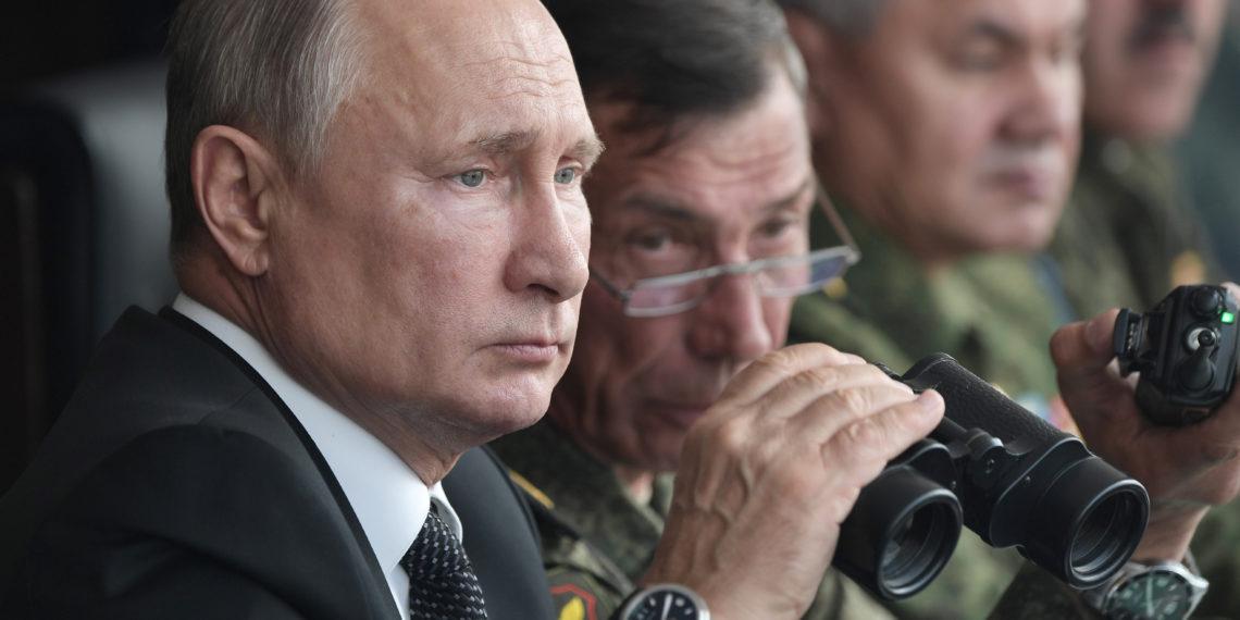 Πούτιν: Όλες οι ξένες στρατιωτικές δυνάμεις να αποχωρήσουν από τη Συρία