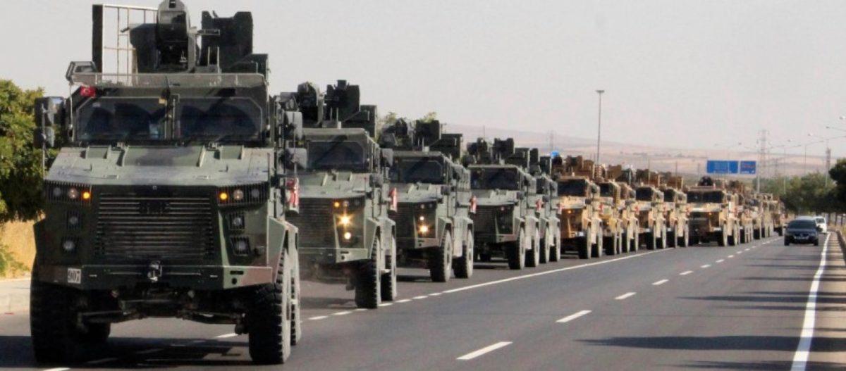 Τουρκική προέλαση προς… Ράκκα! – Τα πετρέλαια ο πραγματικός στόχος της νέας εισβολής και όχι η «ζώνη ασφαλείας»!