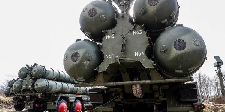 S-400 στην Τουρκία: Μέχρι Δεκέμβριο θα έχουν ολοκληρωθεί οι παραδόσεις