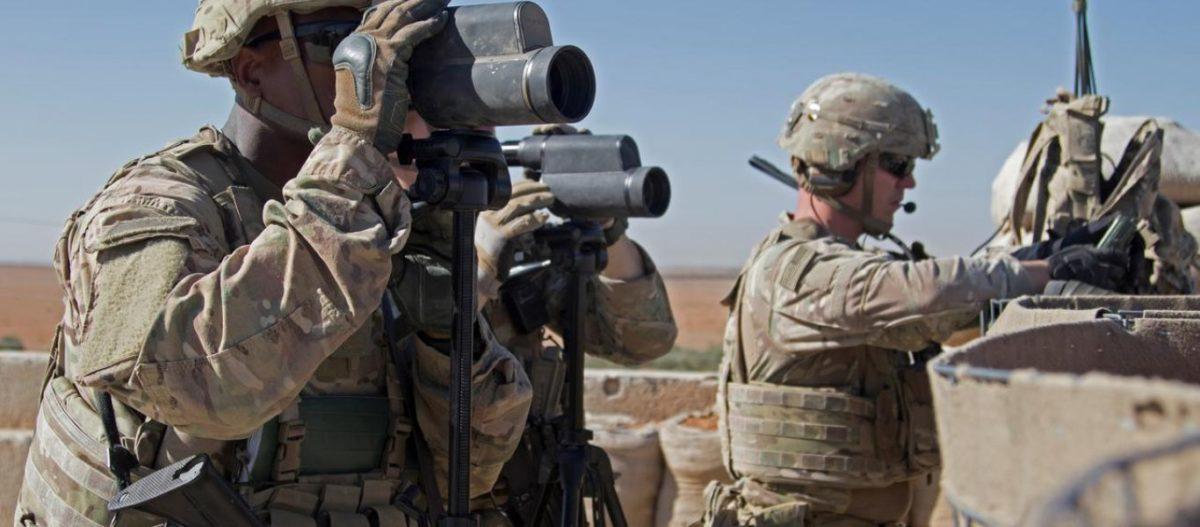 Υπουργείο Αμυνας ΗΠΑ: «Απομακρυνθήκαμε από την πιθανή περιοχή δράσης των τουρκικών στρατευμάτων» – Τέτοιος ηρωισμός…
