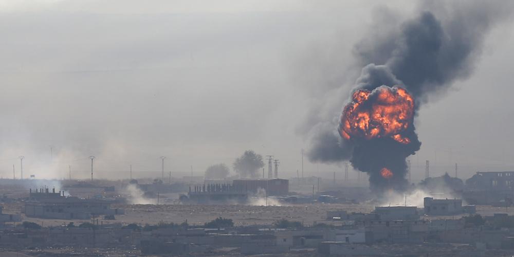 ΝΥΤ: Οι 50 αμερικανικές πυρηνικές βόμβες στην Τουρκία περιπλέκουν την κατάσταση στη Συρία