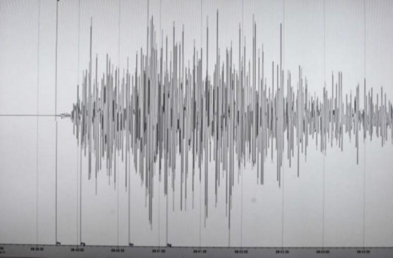 Σεισμός στην Ρόδο!