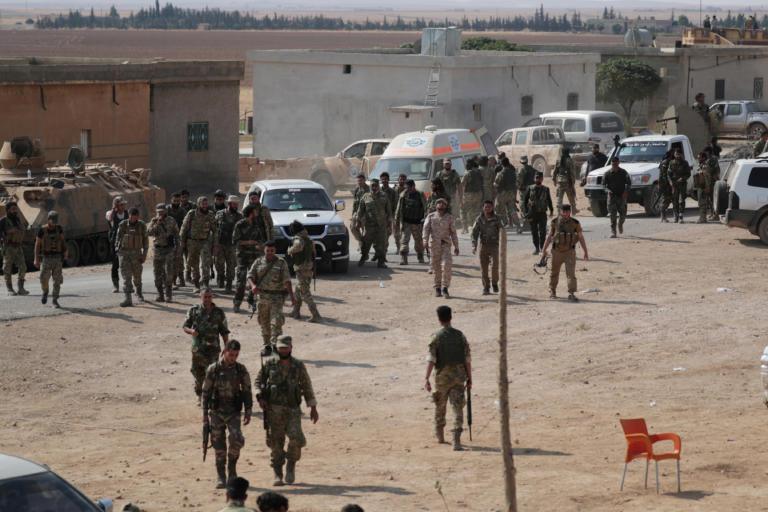 Συρία: Πάνω από 100 τζιχαντιστές έχουν δραπετεύσει από τις φυλακές