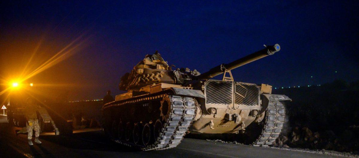 ΕΚΤΑΚΤΟ: Οι πρώτες μάχες στο έδαφος μεταξύ τουρκικού τακτικού Στρατού και SDF (βίντεο)