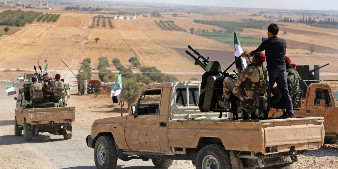 Συρία: Ακούραστοι οι Κούρδοι – Συνεχίζουν τις επιχειρήσεις κόντρα στους ισλαμιστές
