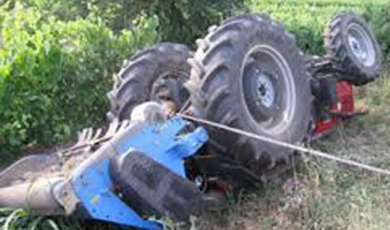 Τραγωδία στην Κοζάνη: 42χρονος καταπλακώθηκε από το τρακτέρ του