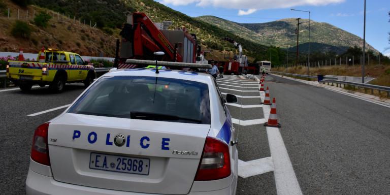 Μεγάλο μποτιλιάρισμα στην Αττική Οδό λόγω τροχαίου ατυχήματος -Κοντά στην έξοδο προς την Εθνική