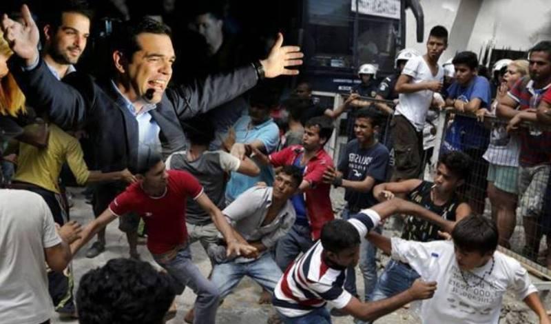 ΟΝΝΕΔ Πεντέλης για ΣΥΡΙΖΑ: Ευχαριστούμε το κόμμα της Μόριας και της Ειδομένης