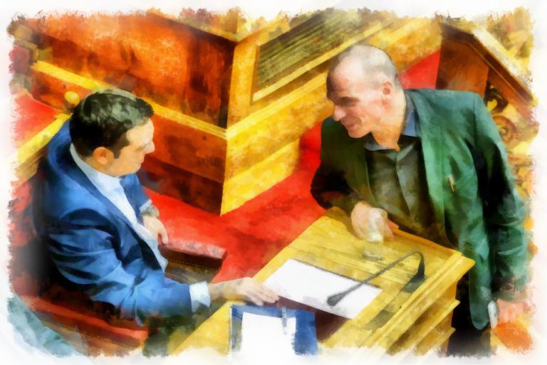 Αποκαλύψεις «φωτιά» για το Grexit! Σόιμπλε, Βαρουφάκης και… άγριο παρασκήνιο