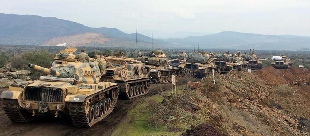 Πάτησαν ανατολικά του Ευφράτη οι Τούρκοι – Δύο οι άξονες της εισβολής