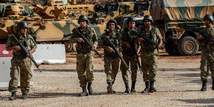 «Απελευθερωτές» οι Τούρκοι «έσωσαν» επτά συνοριακά χωριά στη Συρία