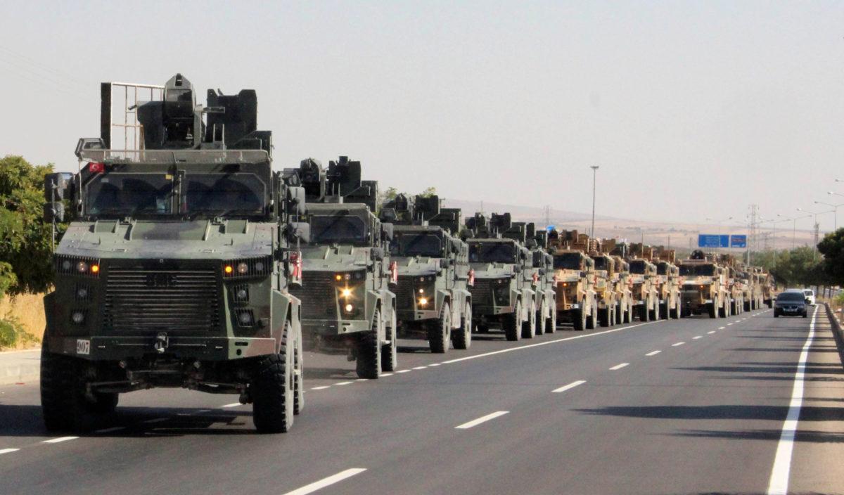 Μάχονται παλικαρίσια οι Κούρδοι… Νεκροί Τούρκοι, κατεστραμμένα τανκ