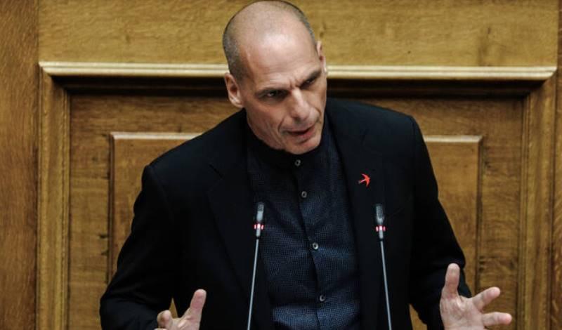 Ο Γ. Βαρουφάκης κατέθεσε στη Βουλή τις ηχογραφήσεις από τα Eurogroup του 2015