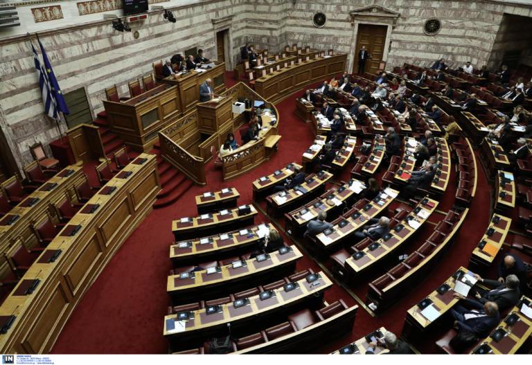 Η πρώτη αντίδραση των κομμάτων στην πρόταση Σακελλαροπούλου για ΠτΔ: Για αντιπερισπασμό μιλά ο ΣΥΡΙΖΑ
