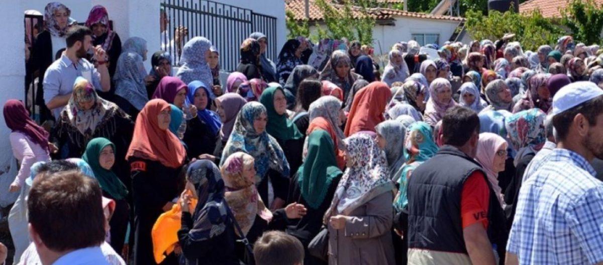ΜΚΟ που χρηματοδοτείται από ΕΕ και ΗΠΑ «εγκαλεί» την Ελλάδα: «Η μισή Θράκη είναι Τούρκοι – Αναγνωρίστε τους»