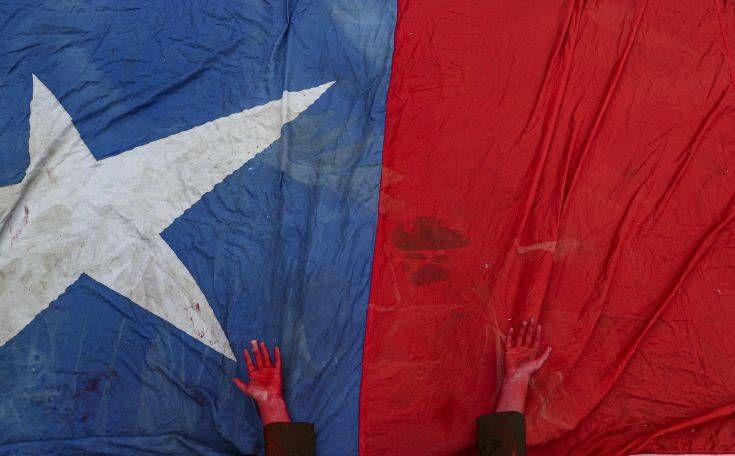 Στους 20 αυξήθηκαν οι νεκροί από τις ταραχές στη Χιλή
