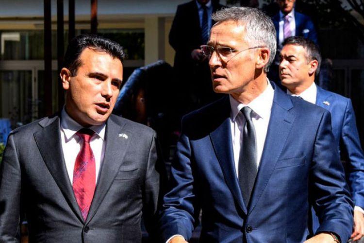 Πράσινο φως για την ένταξη της Βόρειας Μακεδονίας στο ΝΑΤΟ