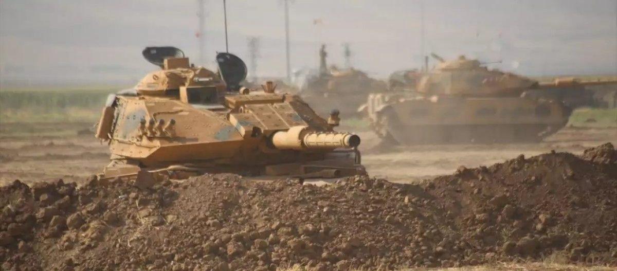 Βίντεο – Οι πρώτες βαριές απώλειες: Αντάρτες του YPG διαλύουν στα εξ ων συνετέθη δύο τουρκικά M-60A3 TTS
