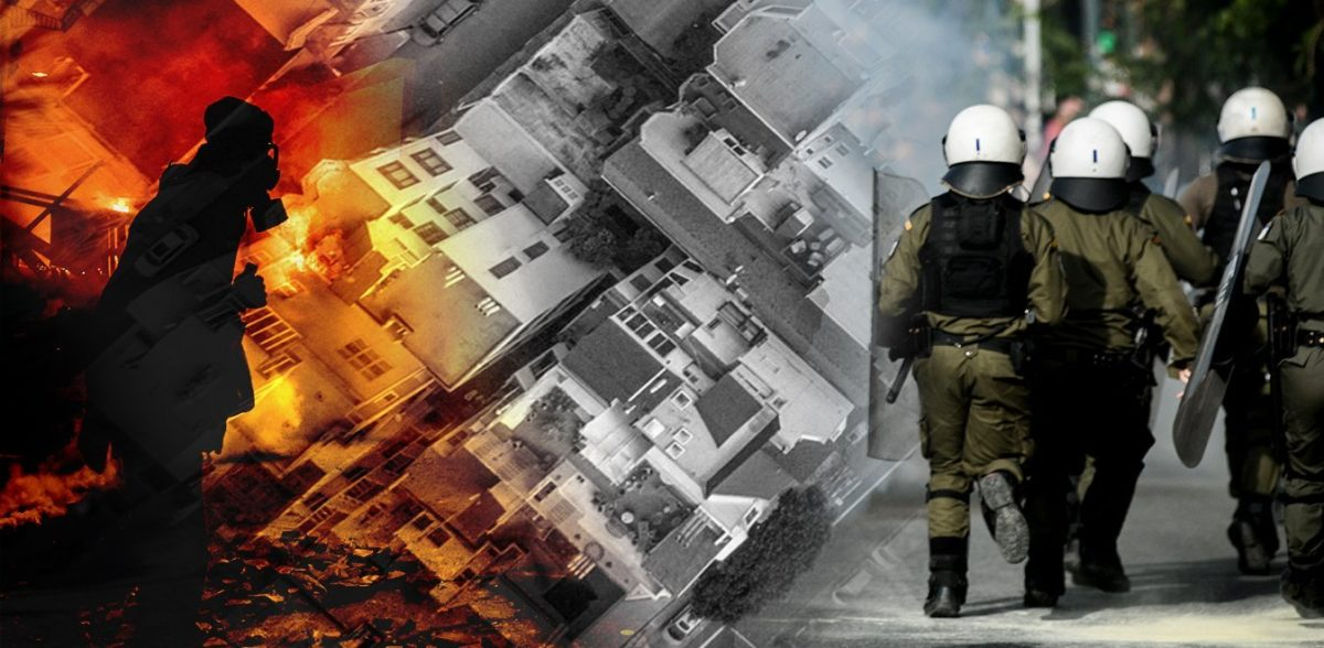 Επέτειος Πολυτεχνείου: Ο… πόλεμος της ταράτσας και το σχέδιο της ΕΛ.ΑΣ. για τις μολότοφ