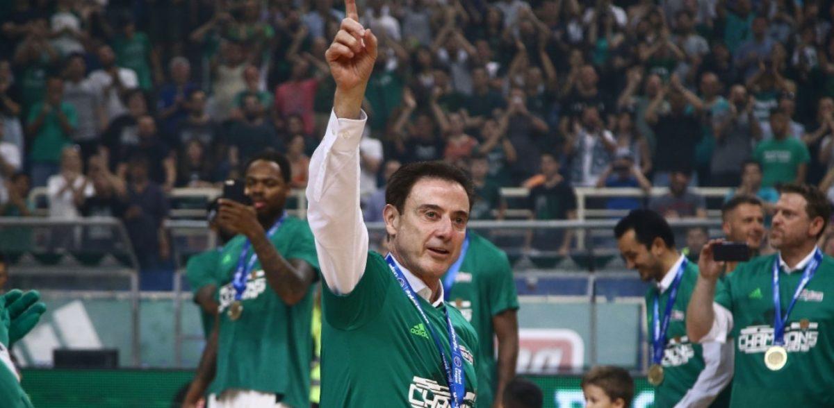 Μπάσκετ: Κοντά στην επιστροφή του στον Παναθηναϊκό ο Ρικ Πιτίνο