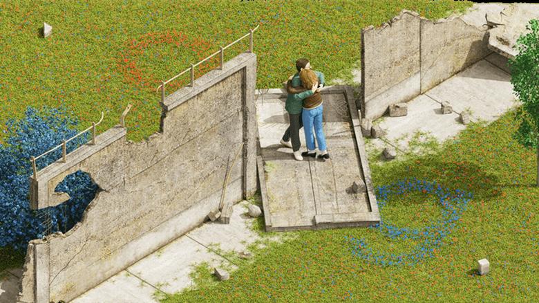 Google Doodle: Αφιερωμένο στην 30η επέτειο από την πτώση του Τείχους του Βερολίνου