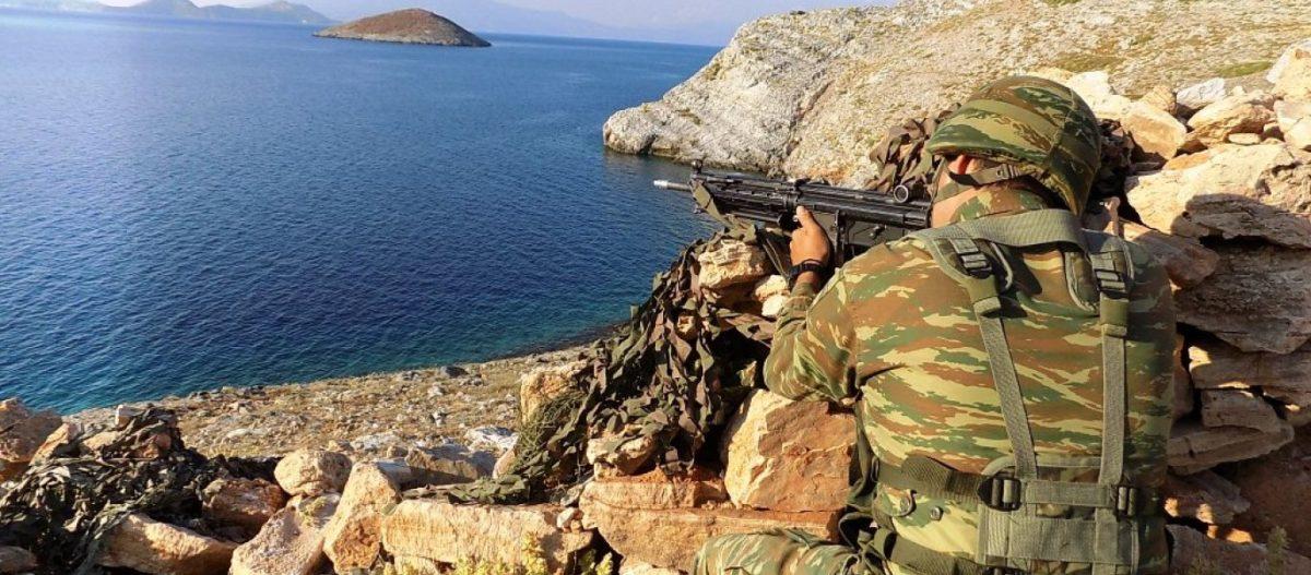 Με UAV Anka παρακολουθούσαν οι Τούρκοι άσκηση του Στρατού στο Καστελόριζο – «Σκεπάζουν» με Koral τον Έβρο
