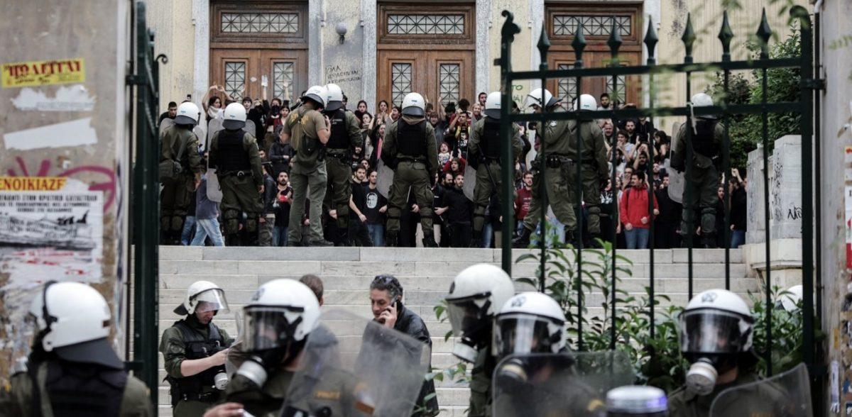 Επέτειος Πολυτεχνείου: 5.000 αστυνομικοί στον δρόμο – Δρακόντεια μέτρα (vid)