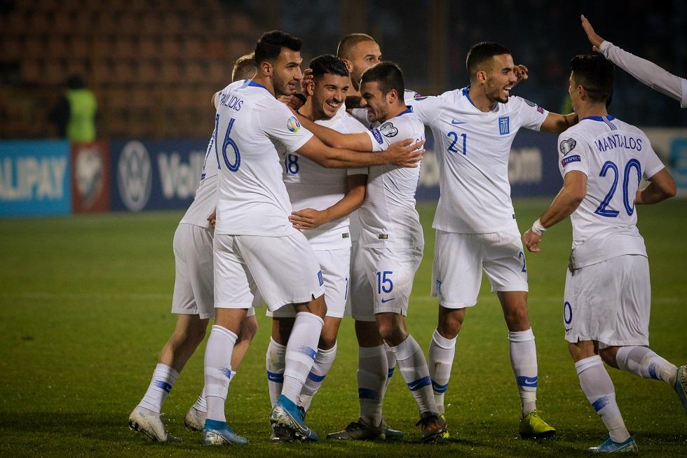 Αρμενία – Ελλάδα 0-1: Υπέροχη Εθνική και δεύτερη σερί νίκη
