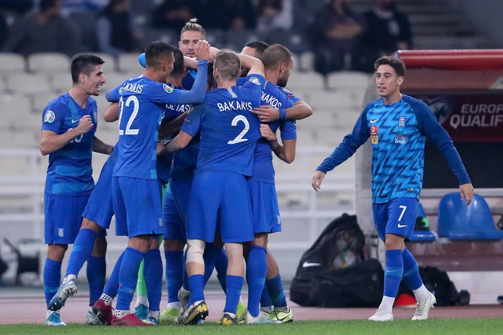 Ελλάδα – Φινλανδία 2-1