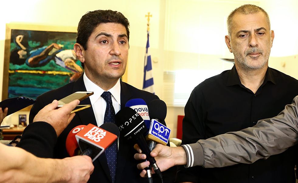 Αυγενάκης για την ανακοίνωση του ΠΑΟΚ: «Εγώ δεν σφυρίζω ούτε πέναλτι, ούτε οφσάιντ»