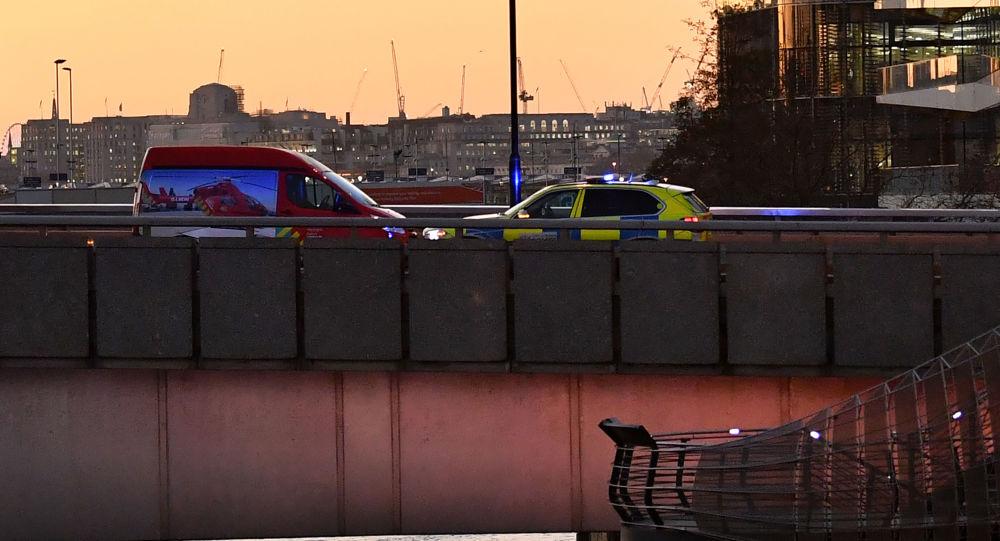 O ISIS ανέλαβε την ευθύνη για την επίθεση στο Λονδίνο