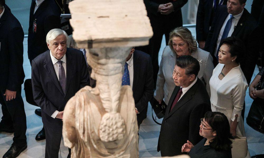 Ο Σι Τζινπίνγκ στο πλευρό της Ελλάδας για την επιστροφή των γλυπτών του Παρθενώνα