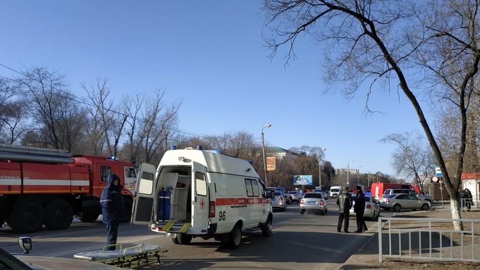 Πυροβολισμοί σε κολέγιο στη Ρωσία – Δύο νεκροί και τρεις τραυματίες – ΦΩΤΟ – ΒΙΝΤΕΟ