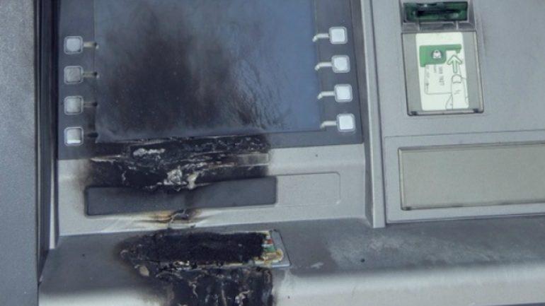 Έκρηξη με αέριο σε ΑΤΜ – Δεν κατάφεραν να πάρουν χρήματα