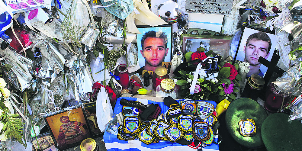Δολοφονία αστυνομικών της ΔΙ.ΑΣ. στου Ρέντη: Αναίρεση για τα δις ισόβια ζητά ένας από τους δολοφόνους