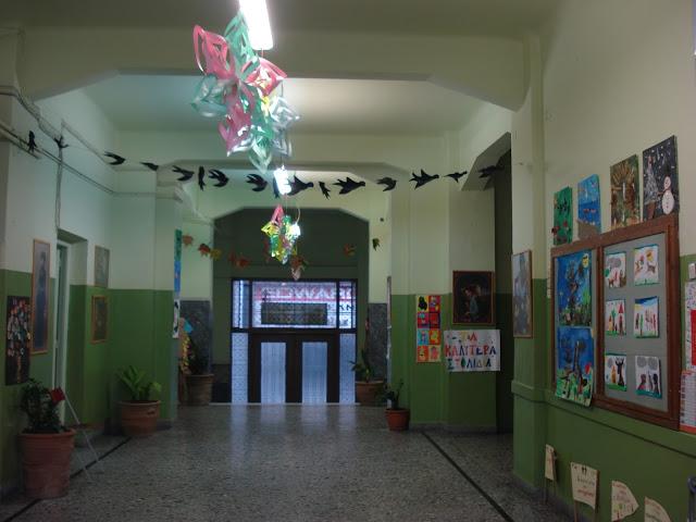 Aνωγειανό, το σχολείο που πήρε το όνομα του από ένα ολοκαύτωμα