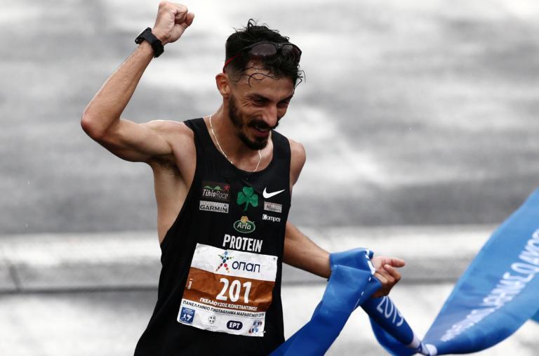 Μαραθώνιος 2019: 3ος και πρωταθλητής Ελλάδας ο Γκελαούζος! video