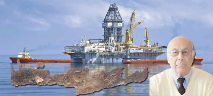Καθηγητής Φώσκολος: Αμύθητο το κοίτασμα φυσικού αερίου στην Κρήτη