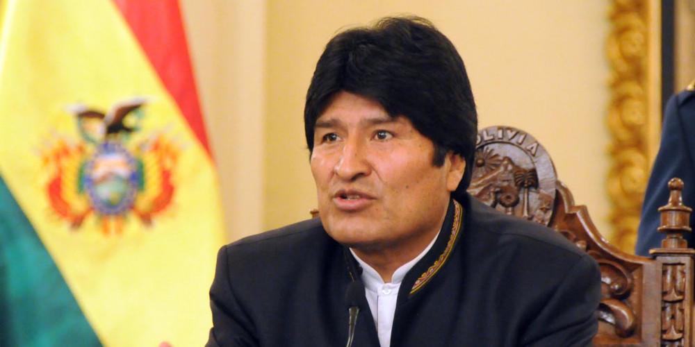 Πολιτικό άσυλο στο Μεξικό ζήτησε ο Έβο Μοράλες