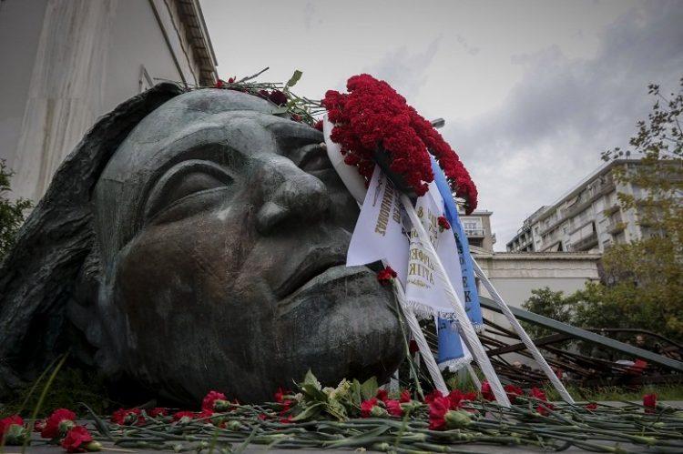 Σε ποιον ανήκει η κεφαλή στο Πολυτεχνείο – Η σχέση του με την Κρήτη