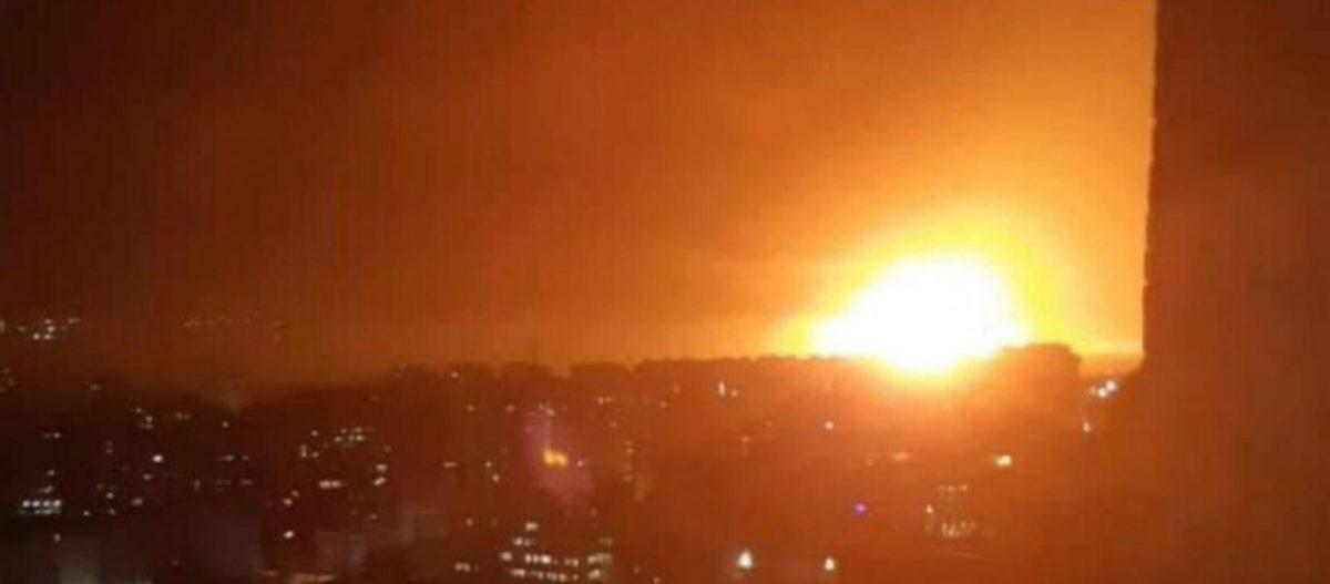 Συρία: Το Ισραήλ βομβάρδισε ιρανικούς στόχους γύρω από το αεροδρόμιο της Δαμασκού