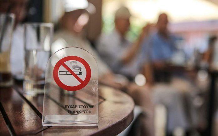 Συμμόρφωση με τον αντικαπνιστικό νόμο δείχνουν τα στοιχεία από 600 ελέγχους! Τι γίνεται στην Κρήτη…