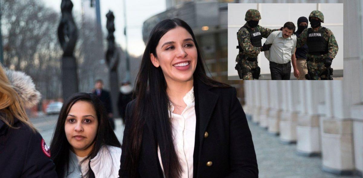 Έμα Κορονέλ: Η σύζυγος του διαβόητου «Ελ Τσάπο» σε ριάλιτι με ναρκωτικά (vid)