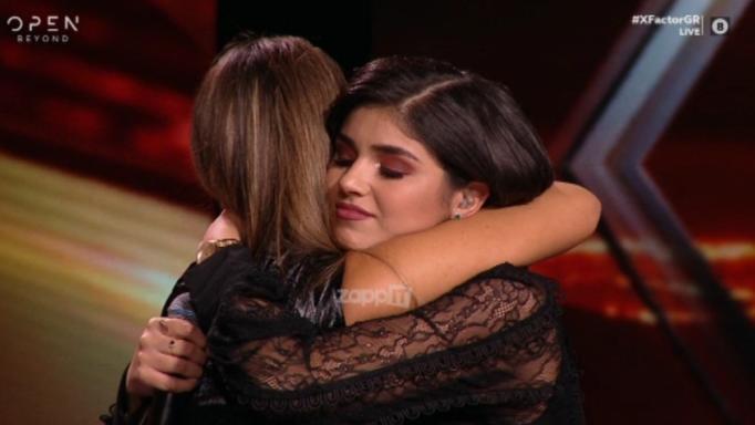 X Factor: Αποχώρησε η Κωνσταντίνα Αρέστη